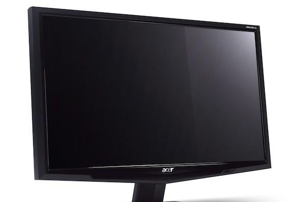 Acer debuts GN245HQ monitor with HDMI 3D support from NVIDIA