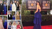Hier ist die Fiji-Wasserträgerin von den Golden Globes, die viral ging