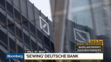 Deutsche Bank CEO Planning for a Turnaround