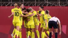 Team GB 3-4 Australia: Ellen White hat-trick not enough as women's football team crash out of Tokyo Olympics