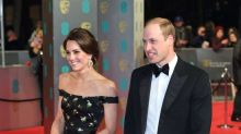 What the royal family have worn to the BAFTAs throughout the years