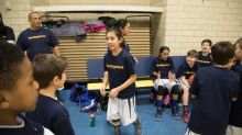 Youth basketball team forfeits season to keep its 2 female teammates