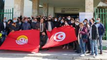 Tunisian journalists protest over new head of state news agency