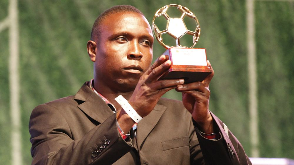 Veteran defender appointed Thika United Team Manager