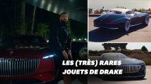 """Dans """"Laugh Now Cry Later"""", Drake conduit la Mercedes-Maybach à 5 millions"""