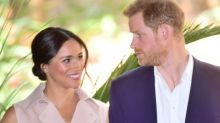 'He'll move away': Psychic's spot-on prediction as Harry and Meghan exit royal life