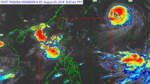 2 Tropical cyclones outside PAR intesifies habagat