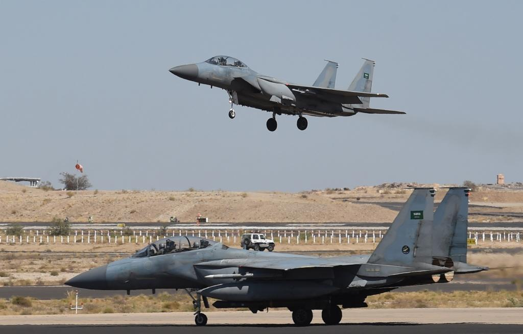 Saudi Arabia has deployed US-manufactured F-15 fighter jets in large numbers for its sometimes controversial bombing campaign in neighbouring Yemen