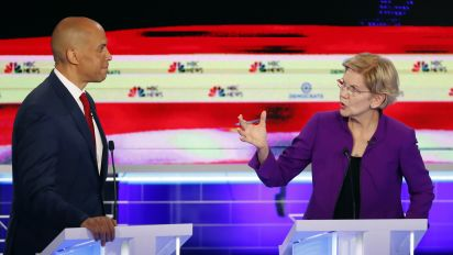 2020 candidates weigh in on wealth gap