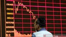 Hapus keuntungan awal, saham China ditutup lebih rendah