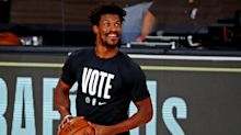Jimmy Butler guarantees Heat victory in Game 2 of NBA Finals