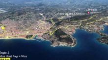 Tour de France - Tour de France 2020 : le profil de la 2e étape en vidéo (Nice Haut Pays - Nice, 187 km)