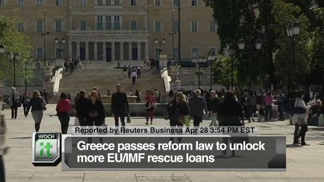 Business News - European Union, US Federal Reserve, Bank of Cyprus