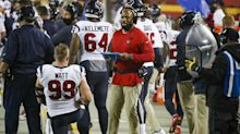 Texans' Anthony Weaver stresses to defense: No 'blame game'