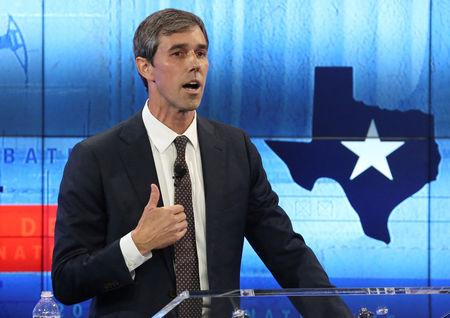 In U.S. Senate battle in Texas O'Rourke gets tough, but is it too late?