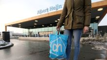 U.S. stores, online sales boost Ahold's quarterly profit