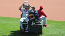 Scary Injury: Jose Alvarez Deserves Standing Ovation in Return to Philly