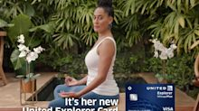 United Airlines taps Tracee Ellis Ross to hawk Explorer credit card