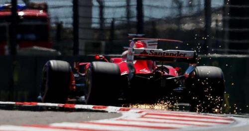 F1 - GP de Russie - Ferrari place ses deux monoplaces en première ligne du GP de Russie, Sebastian Vettel devant Kimi Räikkönen