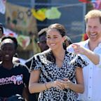 Prince Harry and Meghan Markle's £246,000 Africa tour was the most expensive royal trip of 2019