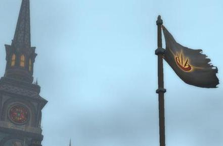 Gilneas flag revealed