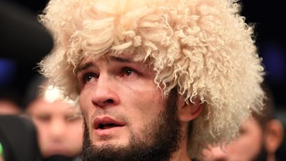 With nothing left to prove, Khabib retired