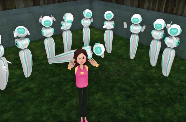 AltspaceVR is keeping its virtual hangout open