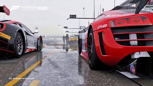Test drive the PC-optimized 'Forza 6: Apex' on May 5th