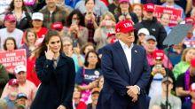 Trump und First Lady positiv auf neuartiges Coronavirus getestet