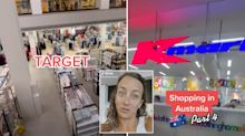 Expat TikToker sends Aussies into frenzy over Kmart debate