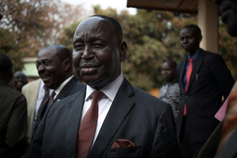 Bozize has cast a shadow over Touadera's government since returning from abroad last December