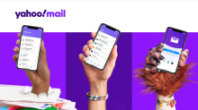 Check out the new Yahoo Mail app