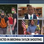 Breonna Taylor shooting: Ted Williams predicts prosecutors will have trouble proving case against ex-officer