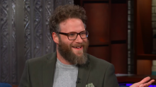 Seth Rogen refused Paul Ryan's selfie request in front of the congressman's kids