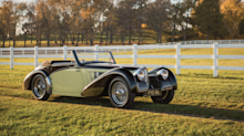 Extremely rare Bugatti sells for £6.3m at auction