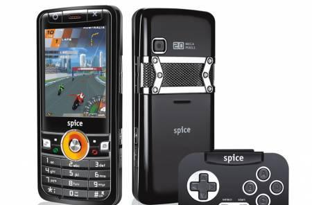 India's Spice Mobile spices things up with X-1 gaming phone