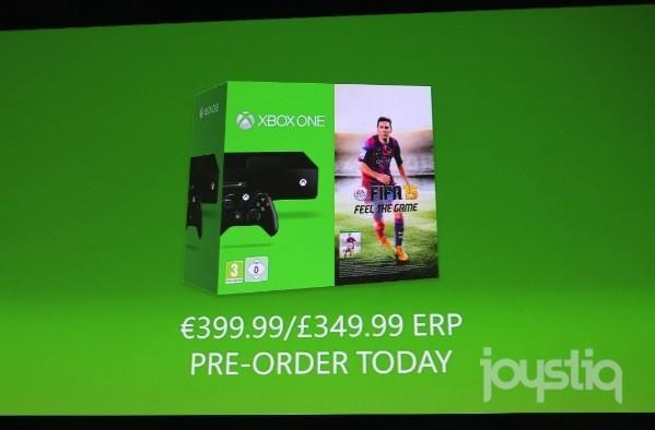 Europe scores another FIFA Xbox One bundle next month [UPDATE: Trailer added!]