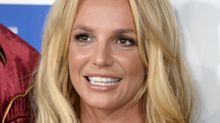 Britney Spears Wears Slogan T-Shirt In Support Of Dreamers
