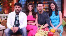 Pics: Tiger, Ananya & Tara Raise the Roof on The Kapil Sharma Show
