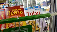 General Mills' earnings miss sparks a food stocks sell-off