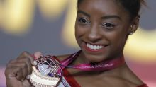 Simone Biles, crowned most dominant athlete, reveals she takes anxiety meds, therapy