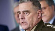 Covid-19: le chef d'état-major américain en quarantaine