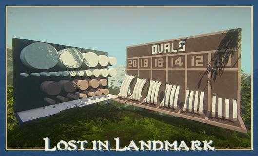 The Stream Team: Landmark beginner tutorial, the third -- building with starter templates