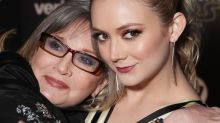 Billie Lourd and Her Father Bryan Disavow Upcoming Unauthorized Biography on Carrie Fisher