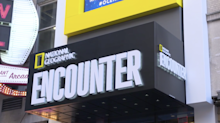 Nat Geo's Ocean Odyssey in Times Square: Moments of awe for $40