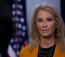 Kellyanne Conway breaks from Trump's refusal to concede, saying 'Joe Biden and Kamala Harris will prevail'