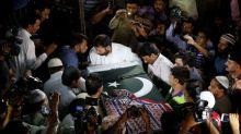 Pakistani girl killed in Texas school shooting buried in Karachi