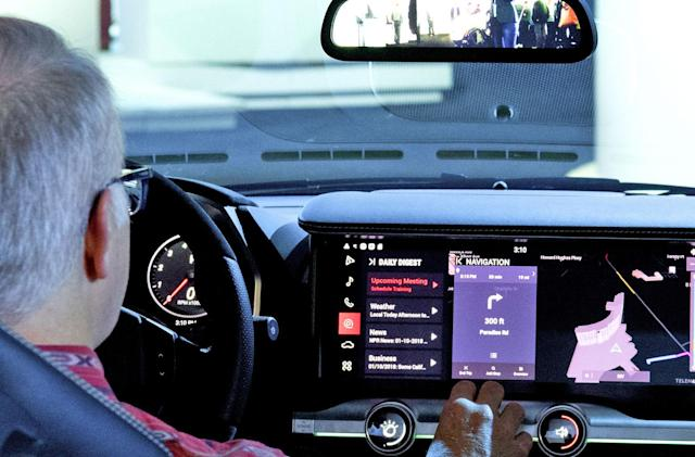 IBM's Watson-based voice assistant is coming to cars and smart homes