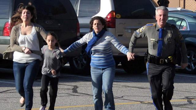 27 killed, including 20 kids, in Conn. school shooting