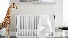 POTTERY BARN KIDS DEBUTS NEW HIGH-STYLE NURSERY COLLECTION, POTTERY BARN MODERN BABY